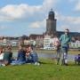 """Deventer Stadsstrand als voorbeeld trendrapport """"Duurzame Dinsdag"""""""