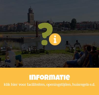 Informatie Deventer Stadsstrand