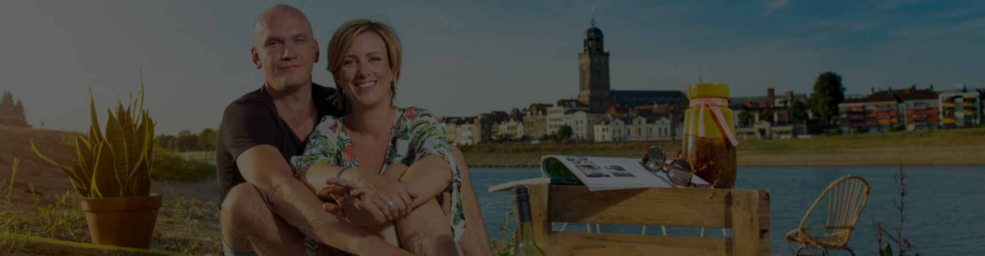 Contact Deventer Stadsstrand | Koos & Evelien