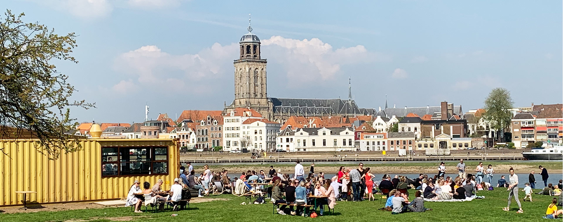 Openingsweekend Deventer Stadsstrand