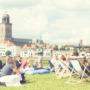 Het verhaal van Koos Janssen, Deventer verdient een stadsstrand